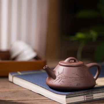 怎么用紫砂壶冲泡老白茶?紫砂壶泡老白茶的好处?