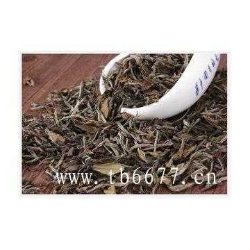 白茶白牡丹如何冲泡比较好?哪些人不能喝白牡丹茶?