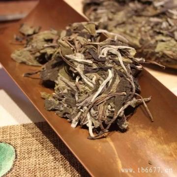 一款特别有韵味的老白茶!
