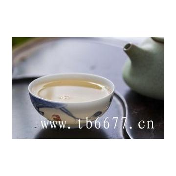六个步骤,喝出好白茶不是梦!