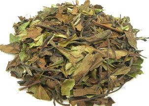 春白茶是什么颜色,绿色还是花杂呢