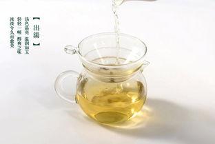 白茶的口味众多,看专家评价