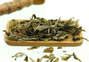 荒野银针白茶中的极品