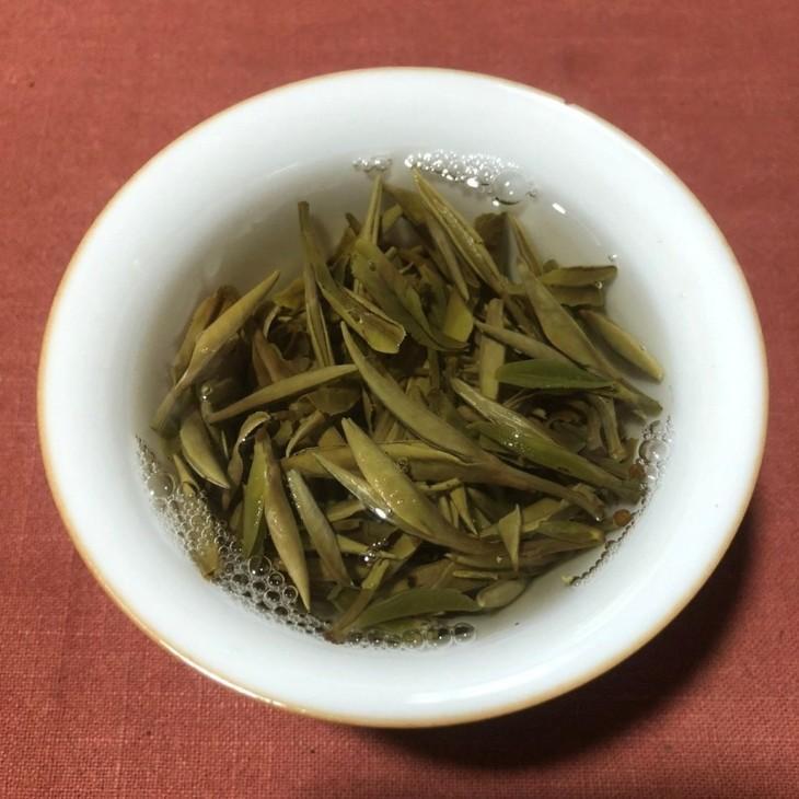 老白茶用盖碗冲泡,能有滋味么?白茶不煮没味啊!