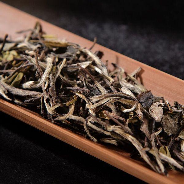 福鼎白茶盖碗泡法