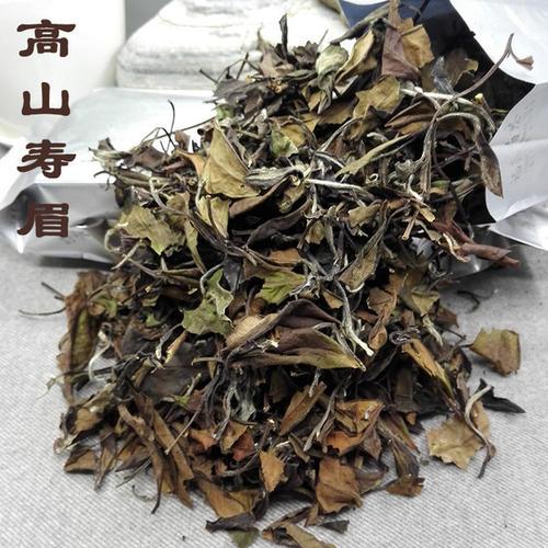 白茶中的贡眉和寿眉有什么什么不同