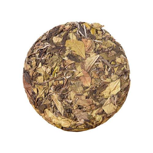 老白茶为何颜色那么深