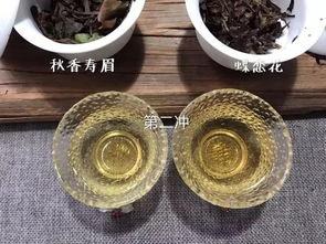 各有特别的福鼎白茶的茶类,我们来一一了解吧!