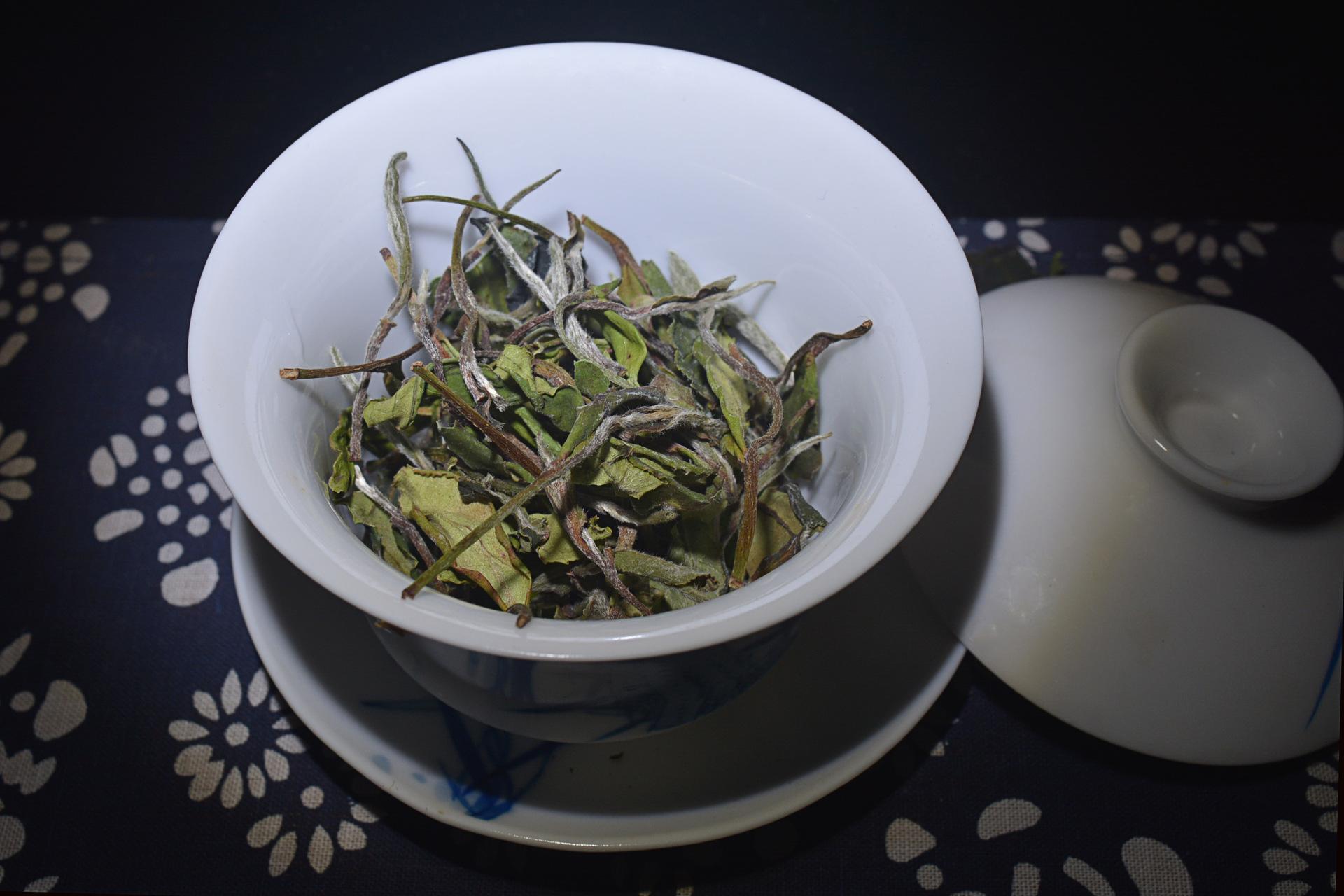 白牡丹散茶和茶饼,其区别究竟在哪里?