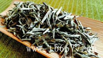 白毫银针——是白茶中的珍品