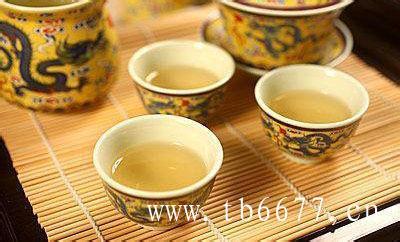 白茶,乌龙茶,之间的差距在哪里?