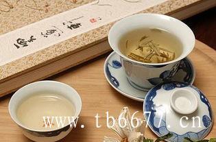 生产白茶的十大企业!